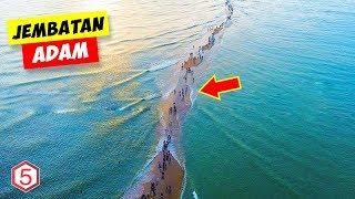 Video Jembatan Nabi ADAM, Jembatan Tertua Di Dunia Yang Membelah Lautan MP3, 3GP, MP4, WEBM, AVI, FLV Agustus 2019