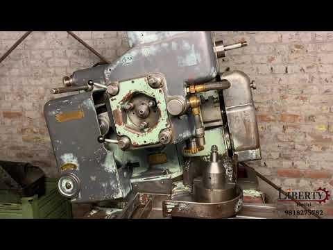 Maxicut 2A Gear Shaper