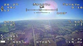 Fpv Mini Talon 15km