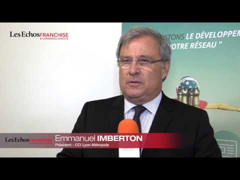 Interview d'Emmanuel Imberton lors du Forum Franchise 2016