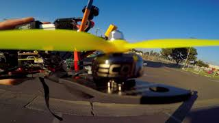 Emax ECO ll Motors | 2306 2400kv RAW MOTOR SOUND | FPV Freestyle