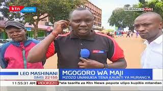 Mzozo unanukia katika Kaunti ya Munga'a