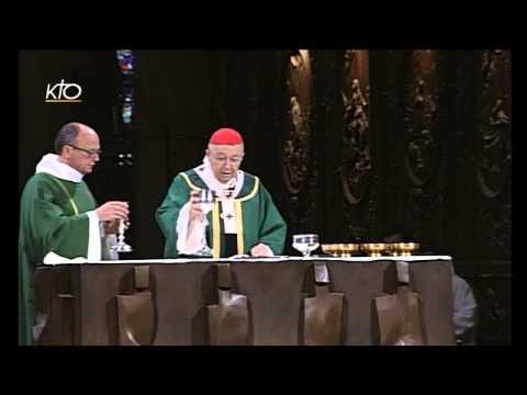 Messe du 13 juillet 2014 - Centenaire de la Grande Guerre