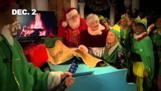 Christmas Countdown 2012 - Santa Claus Webcam: December 2