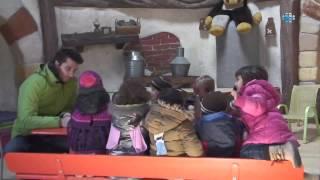 preview picture of video 'Granja Escuela - Brunete (Madrid) - El Álamo'