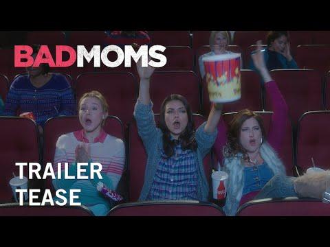 Bad Moms   Trailer Tease   STX Entertainment