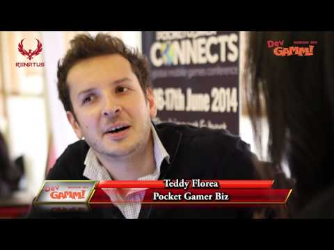 DevGAMM Moscow 2014 - Interviews