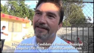 Edgar Hernández - Entrevista sobre Presunta Pedofilia   Caso Brown Gantús