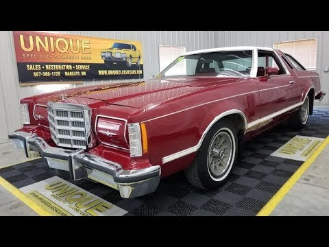 Video of '79 Thunderbird - QKOF