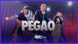 Pegao   CNCO, Manuel Turizo   FitDance Life (Coreografía Oficial)