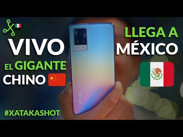 VIVO llega a MÉXICO: otro GIGANTE CHINO para combatir con XIAOMI