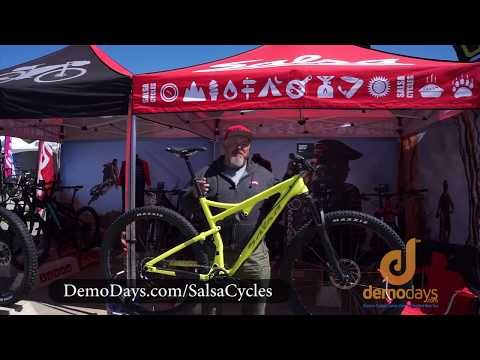 Salsa Cycles 2018 Mountain Bike Demo Fleet // Deadwood, Pony Rustler & Redpoint