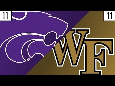 Kansas State vs. Wake Forest Prediction | Who's Got Next?