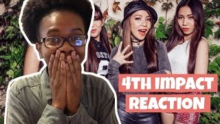 "4th Impact - ""Judges House"" REACTION"
