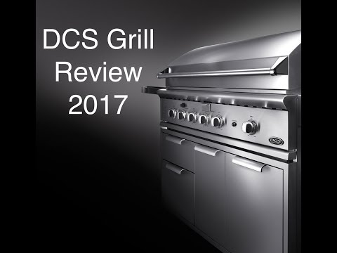 DCS Grill Review: The Infrared Burner