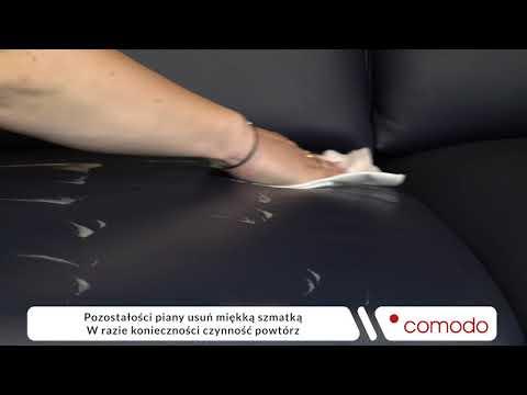Użycie preparatu czyszczącego