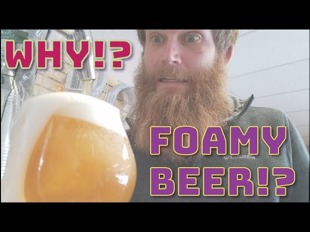 Foamy Beer!? Kegerator Troubleshooting and DIY Tips on Line Balancing