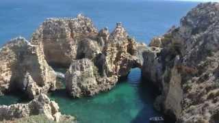 preview picture of video '[IL NERD ALPHA] Nerd in Trip: Algarve'