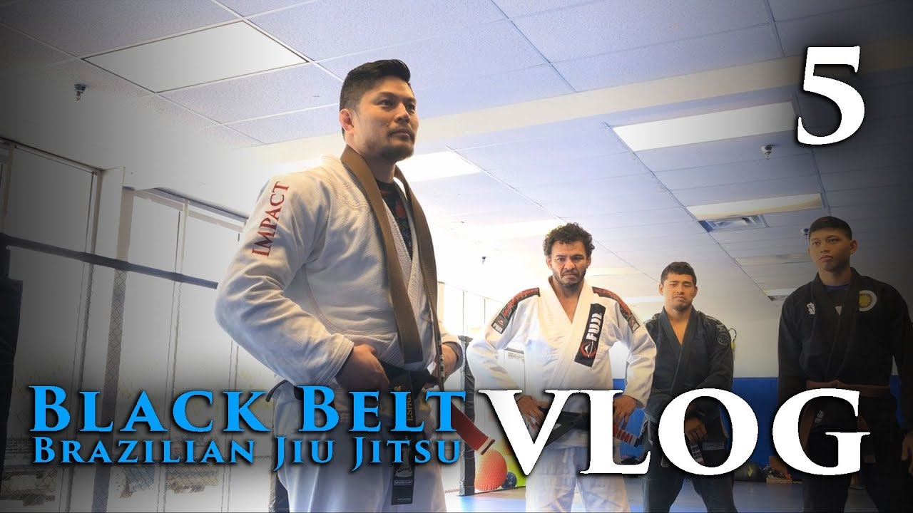 vlog 5: Promoted to Brazilian Jiu Jitsu Black Belt