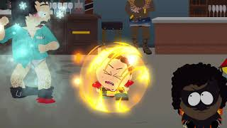 South Park™: The Fractured But Whole™ Randy, Red wine drunk!