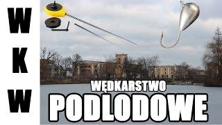 preview picture of video 'Wędkarstwo podlodowe Kazimierza Wielka'