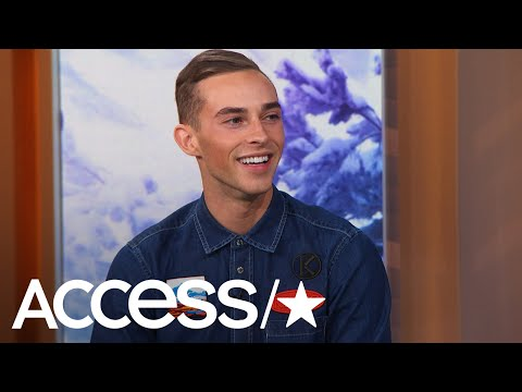 Did Adam Rippon Really Discover He Was On The Olympic Team Via Text Message?   Access
