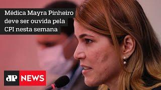 Secretária da Saúde conhecida como 'capitã cloroquina' pede ao STF direito ao silêncio em CPI