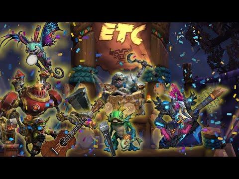 The Story of Stitches, ETC, Murky, Brightwing & Gazlowe