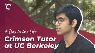 youtube video thumbnail - A Day in the Life of a Crimson Tutor at UC Berkeley