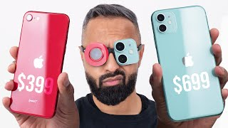 iPhone SE vs iPhone 11 - Should you save $300?