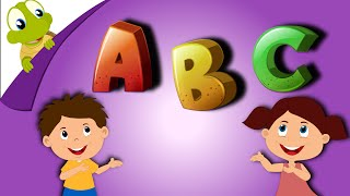 ABC alphabets letters and words Phonics song
