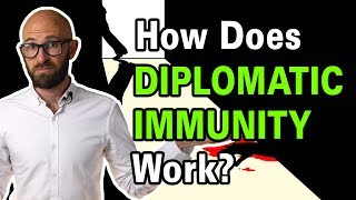 Does Diplomatic Immunity Really Make It So You Can Get Away with Murder?