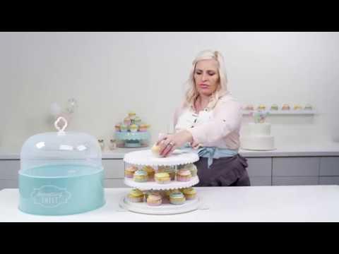 Sweet Tooth Fairy Cupcake Holder