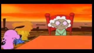 Little Muriel-Macaroni and Cheese- Courage The Cowardly Dog
