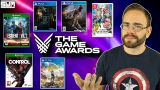 The Game Awards Nominations Are In...Here's What I Think Should Win