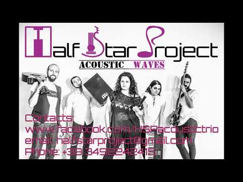 Half Star Project Pop/rock/dance acoustic band Perugia Musiqua