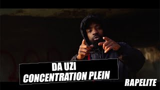 Da Uzi   Concentration Plein