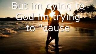 Trying not to love you- Nickelback (with lyrics)