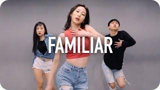Familiar   Liam Payne & J Balvin  Tina Boo Choreography