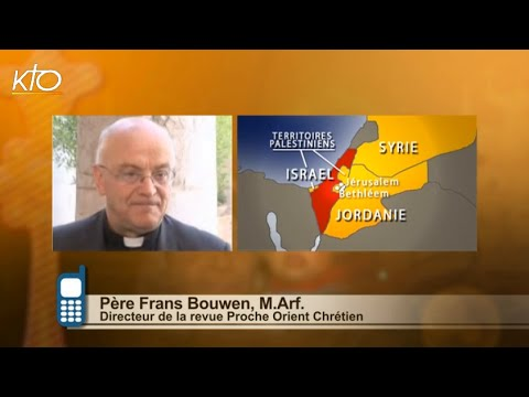 Parole d'Orient - Père Frans Bouwen