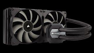 CORSAIR H115i Unboxing & Review Full HD