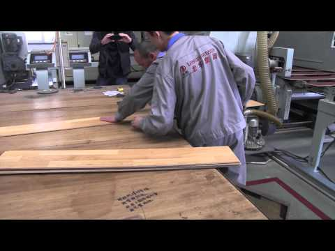 How Laminate is Made