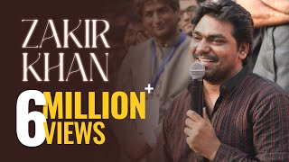 Zakir Khan | Jashn-e-Rekhta - Download this Video in MP3, M4A, WEBM, MP4, 3GP