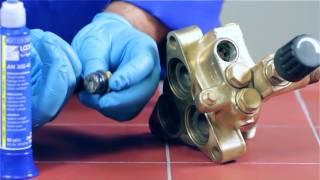 Weiconlock AN 302 43 Thread Locking Adhesive Demonstration