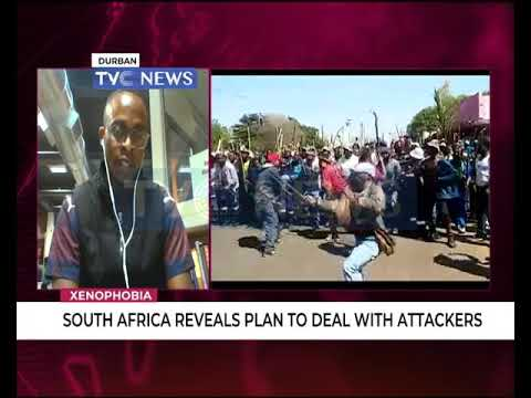 Olalekan Adisa speaks on South Africa's plan to deal with Xenophobic attackers