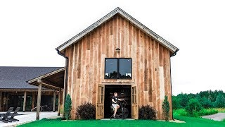 This Modern Barn Gym Will Blow Your Mind