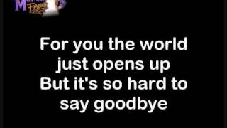 Miley Cyrus - I'll always Remember you w/ lyrics
