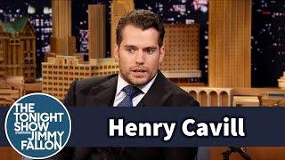 Henry Cavill Reveals Superman