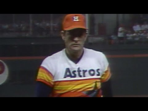 1981 NLDS Gm1: Ryan retires Landreaux to end the 9th