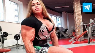 No Words About Steroids - Nataliya Kuznetsova | Muscle Madness